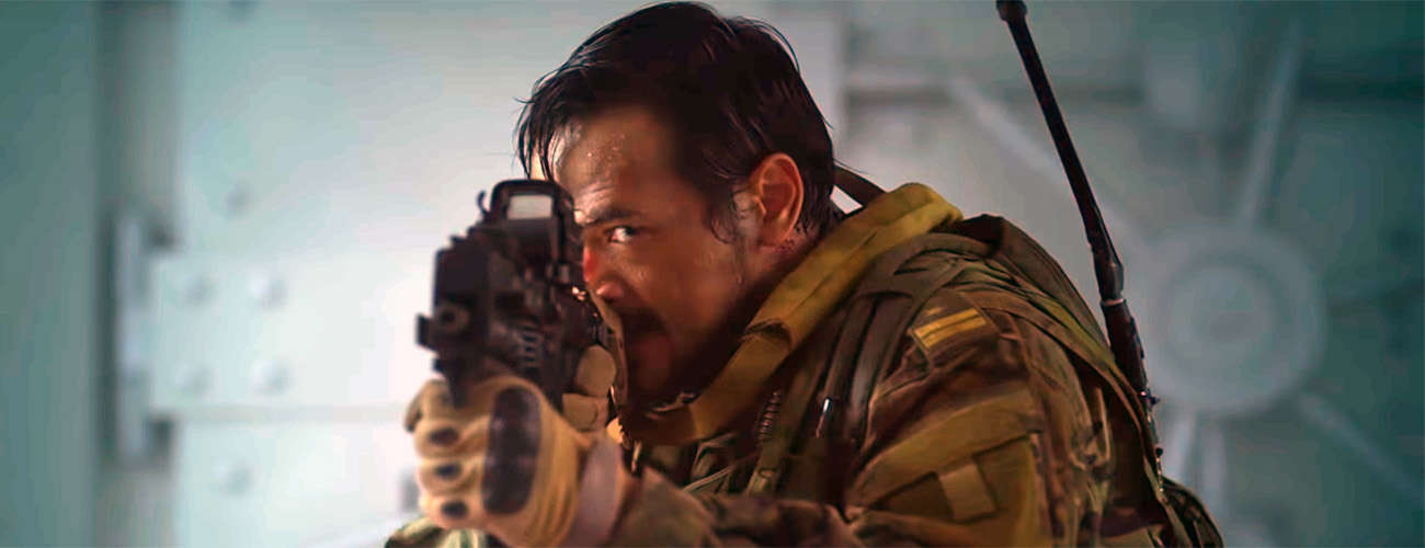 'Foxtrot Six', Film Indonesia Berbahasa Inggris Yang