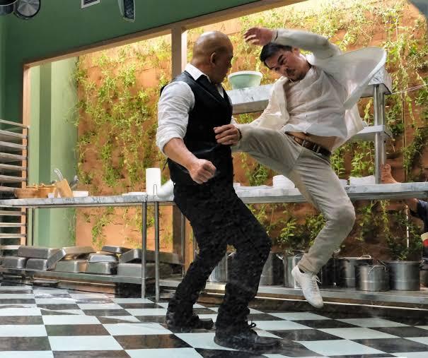 Joe Taslim Beradu Akting Bersama Kakaknya Dalam 'Hit & Run' - SukaSinema